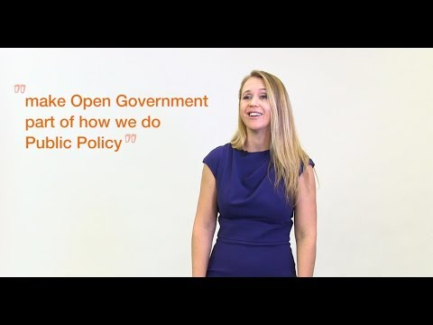 What is Canada doing on Open Government