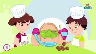 Játékos szakács gyerekeknek Chef Smoby Cukrászda r