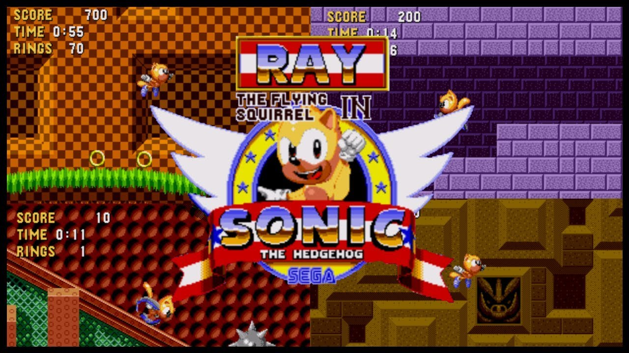 Image result for RAY IN SONIC 1 2019