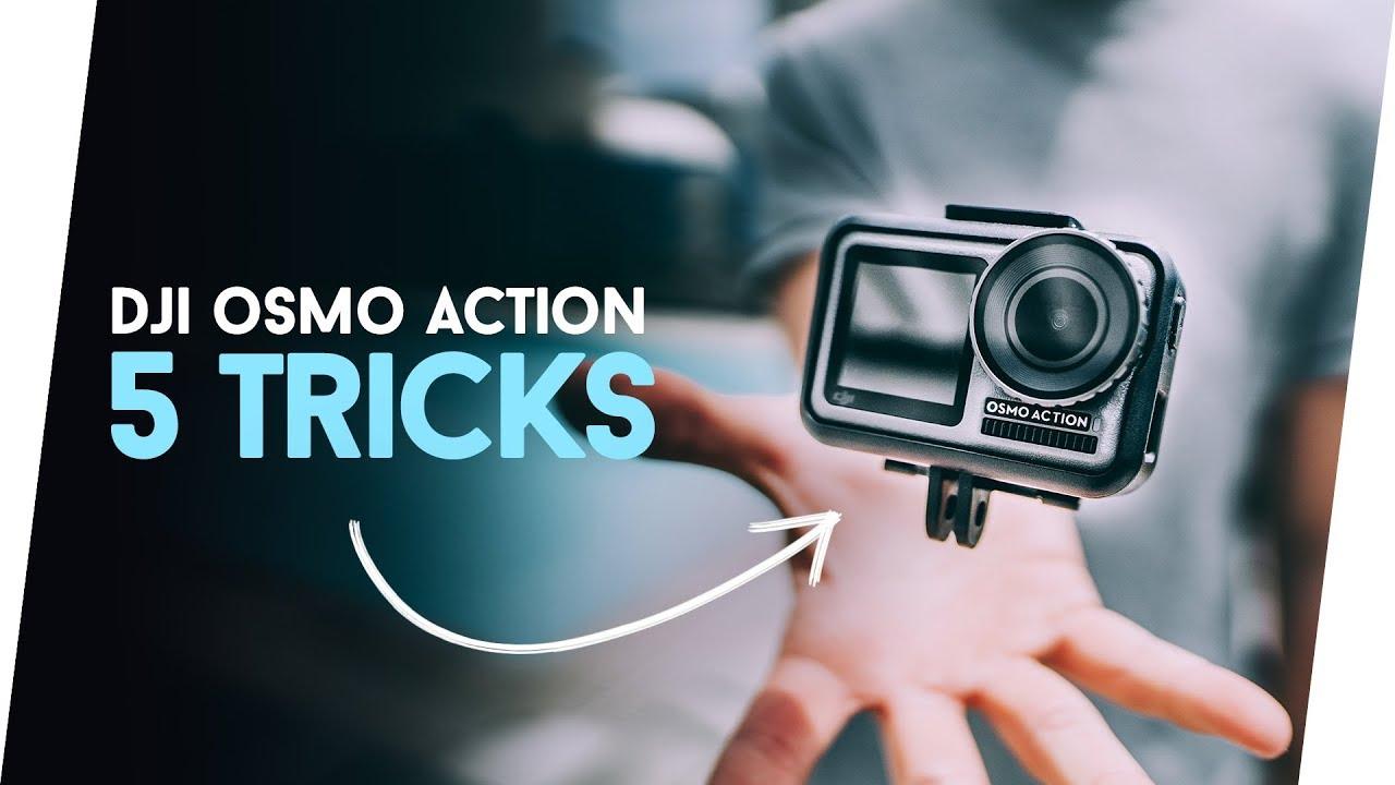 Nie wieder GoPro?! DJI Osmo Action (5 Tricks & Tipps) | Jonah Plank