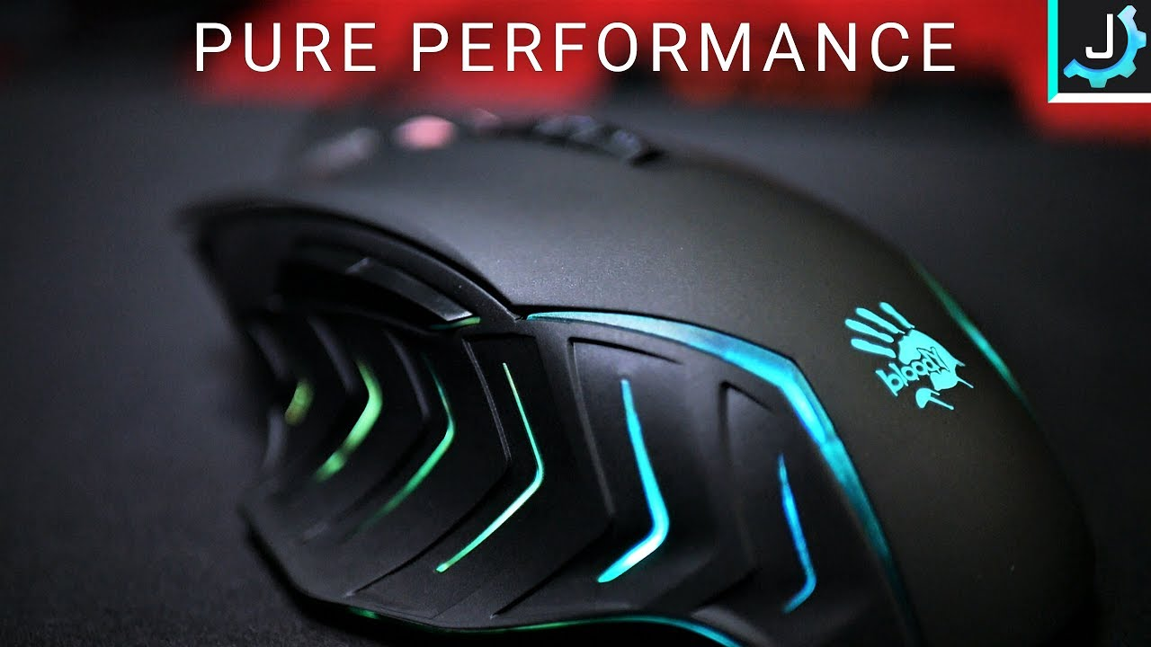 3d607fedca6 Potential Logitech G502 Rival? Less Features But More PERFORMANCE - New  Bloody Peripherals At E3