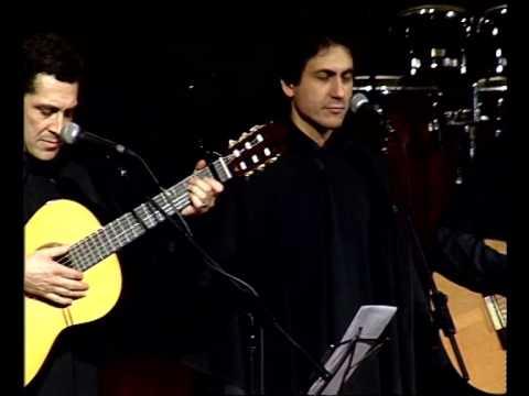 QUILAPAYÚN - Que dirá el Santo Padre (Picap, 2003) @ Palau de la Música Catalana