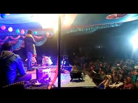 Manoj Mahi Stage Show