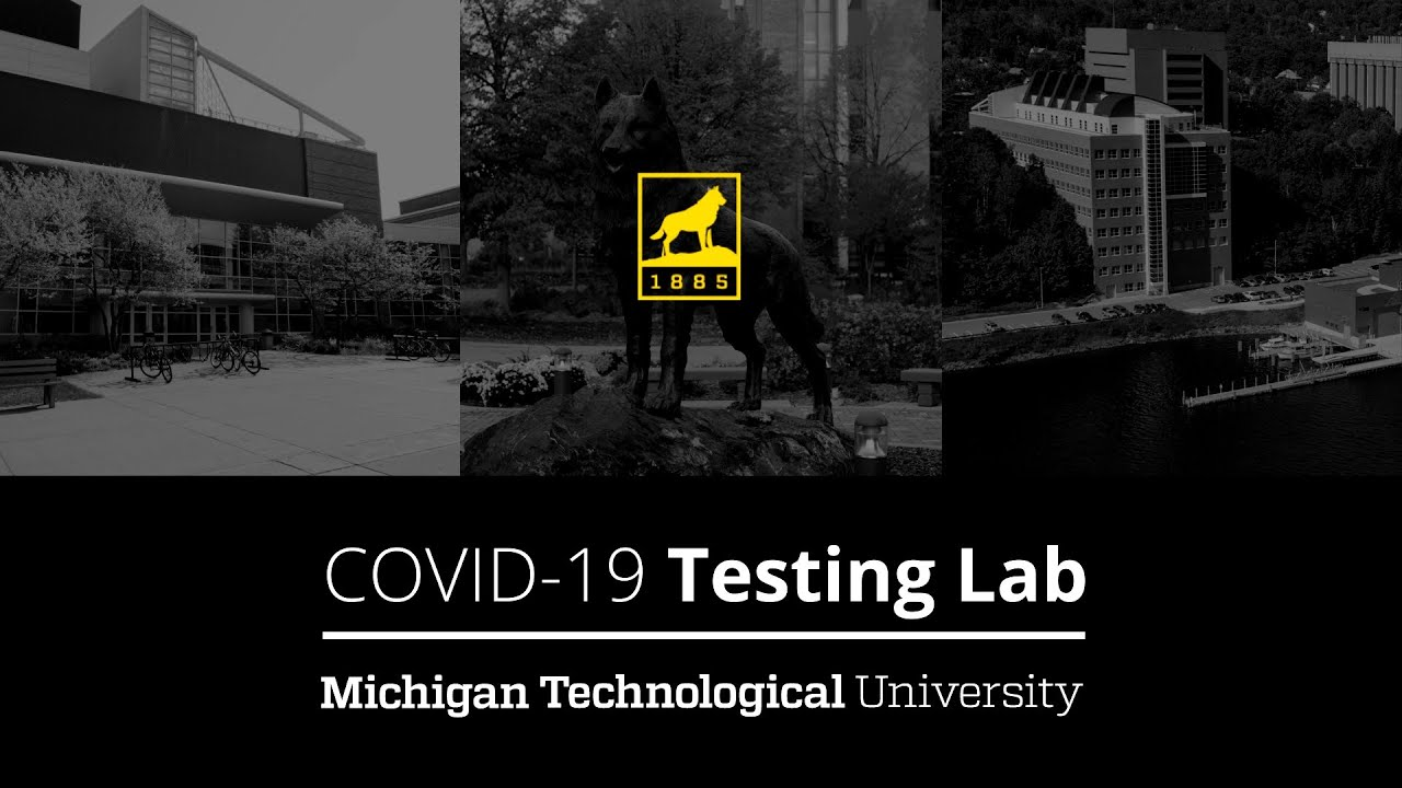 Preview image for Tour the COVID-19 Testing Lab video