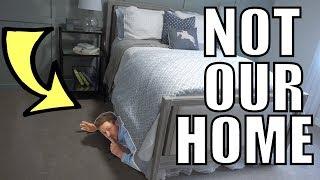 HIDE AND SEEK TAG IN MODEL HOMES!