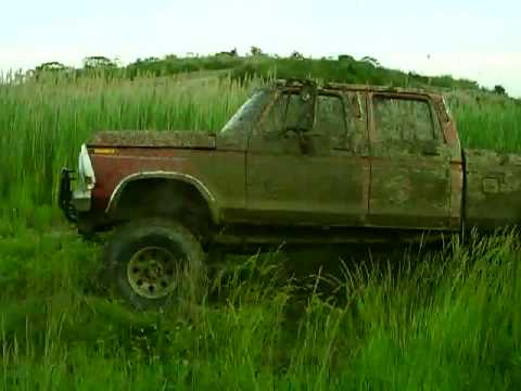 1979 Ford F-250 crew cab - YouTube