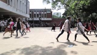 flashmob mme day 2015 buet