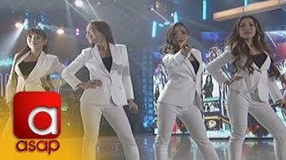 "ASAP: Sarah Geronimo, 4th Impact sing ""Ain"