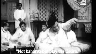 Kahar Banaye Dadra Bajao | Bengali Movie Song | Sanyasi Raja