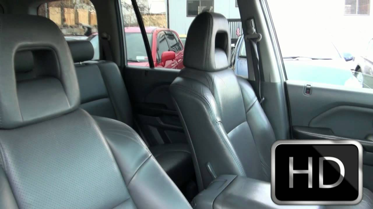 2004 Honda Pilot EX L 4WD SUV   YouTube