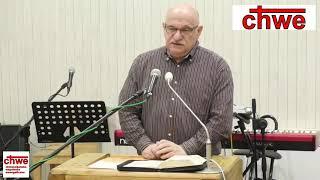 """Kazanie """"Niech runą zmurszałe fundamenty"""" – pastor Andrzej Cyrikas"""