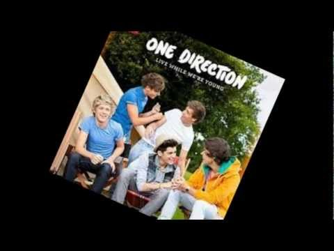 Live While We're Young- One Direction (Lyrics In Description)