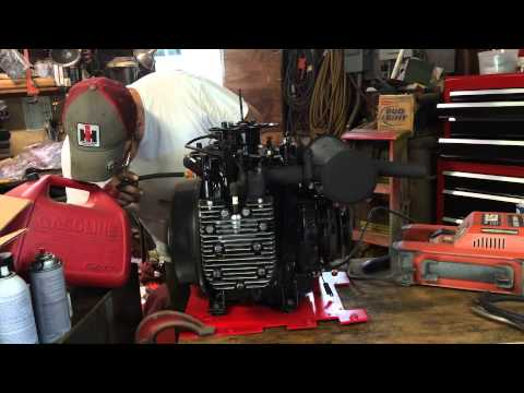 kohler courage 17 hp engine block crack | FunnyCat TV