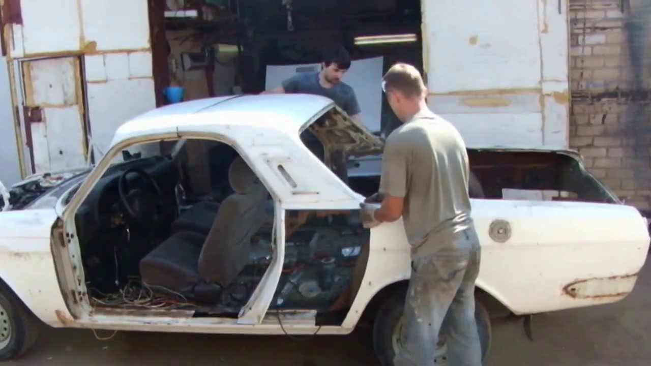 Машинка Волга - такси ГАЗ-24-01 - YouTube