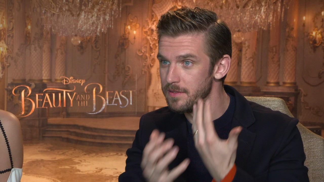 BEAUTY AND THE BEAST Interview With Emma Watson And Dan Stevens