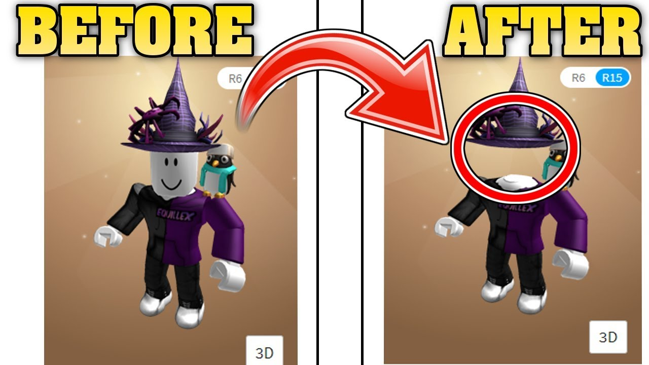 HOW TO BECOME HEADLESS IN ROBLOX... *INSANE* - YouTube