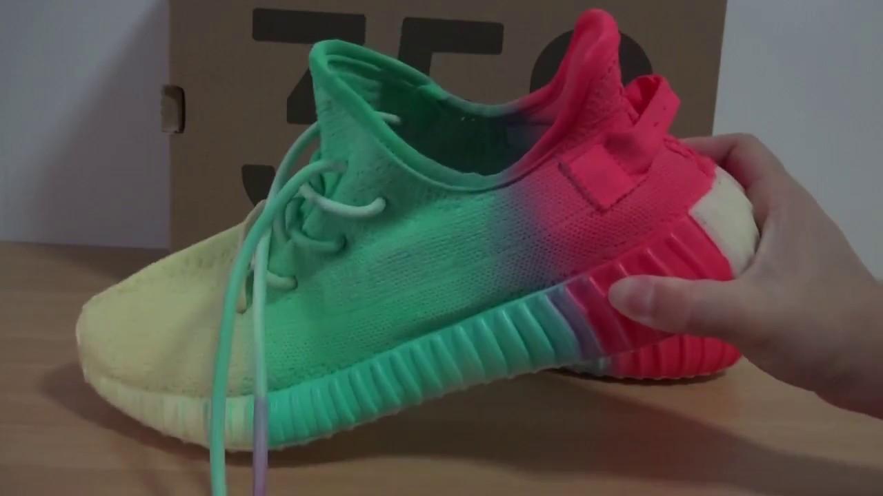 Adidas Yeezy 350 Boost V2 Rainbow