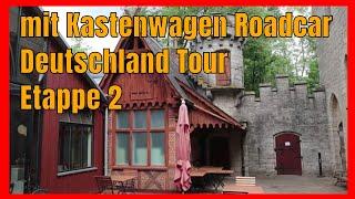 Etappe 2 mit dem Pössl Roadcar Deutschland Tour