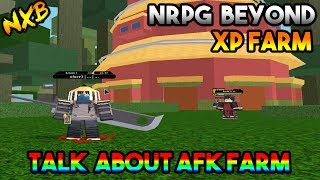 Roblox NRPGBeyond NEW XP FARM!!! Talk About AFK Farm Being Removed.