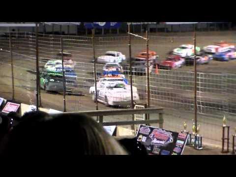 River Cities Speedway Wissota Street Stock A-Main (9/12/15)