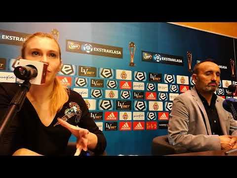 Kiko Ramirez po 3-0 z Sandecją. Wideo