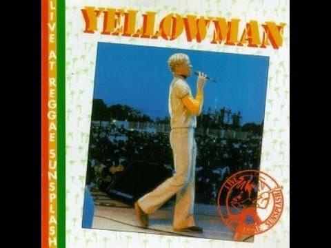 Yellowman - Live Reggae Sunsplash 1982 - [ALBUM COMPLETO 1992]