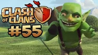 CLASH OF CLANS #55 - EURE 3 STERNE ANGRIFFE UND MEHR ★ Let's Play Clash of Clans