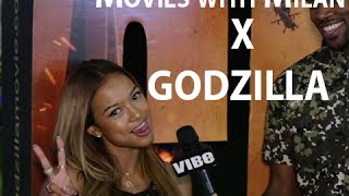 Karrueche & Dormtainment Hit The Hollywood VIP Screening of