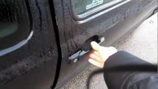 Не плотно закрывается дверь(Не плотно закрывается дверь на авто VW Golf 3., 2012-11-04T13:43:36.000Z)