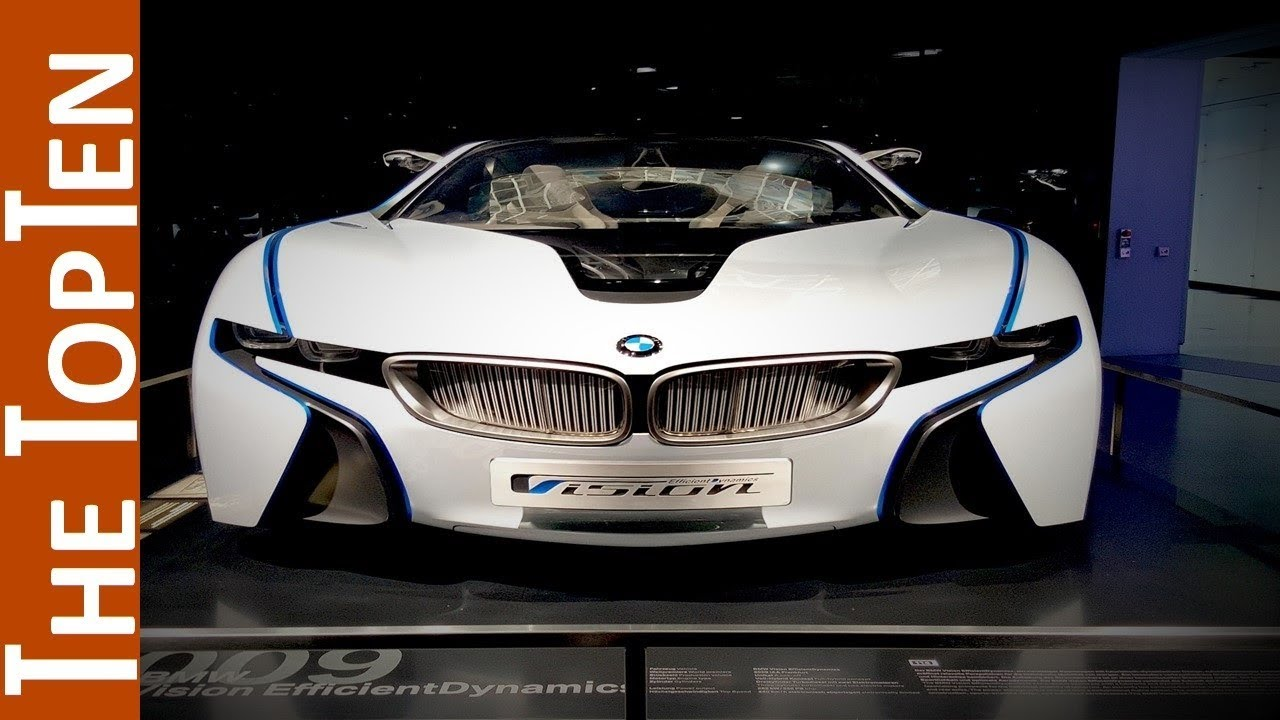 Top 10 Best Luxury Cars 2018 Media 9: The Top Ten Amazing BMW Concept Cars