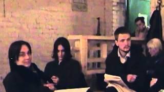 26.03.2016 Концепция quot;счастьяquot; Алена Бадью - дискуссия