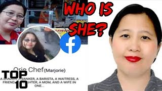 Top 10 Mysterious Facebook Accounts