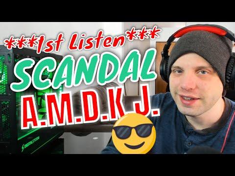 1st Listen  Scandal �.」 Music Video Reaction