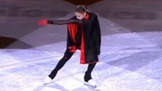 Алена Косторная в образе вампира выступила на шоу в Италии