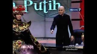 jusin clasic at hitam putih trans 7|變臉 Bian lian part 4