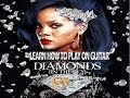 Instantly Learn How To Play: diamonds By Rihanna On Guitar With The Chordbuddy video