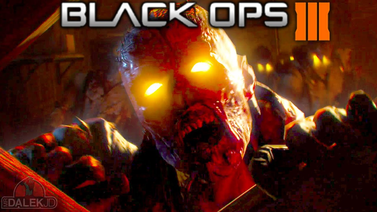 Call of Duty: Black Ops 3 ZOMBIES - Ranking System, Poster ...