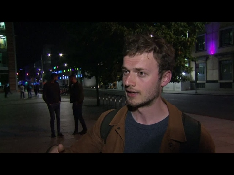 """London Borough Market Attack: """"People on the ground"""" says witness"""