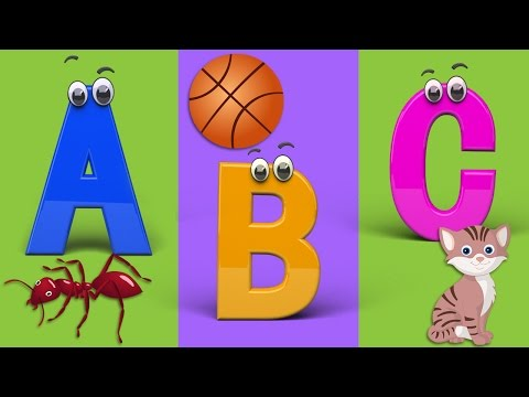 Big Phonics Song From Letters A To Z  Kids Songs And s