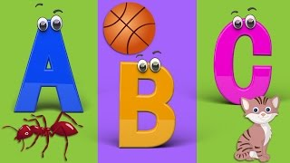 Big Phonics Song From Letters A To Z | Kids Songs And Videos