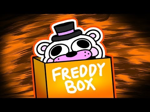 Minecraft Fnaf: Funtime Freddy Gets Trapped In A Box (Minecraft Roleplay)