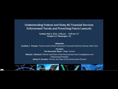 Understanding Federal and State AG Financial Services Enforcement Trends