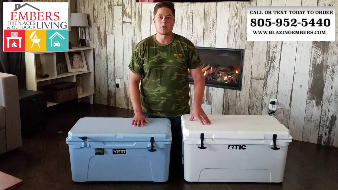 Yeti Vs Rtic Coolers Which One Is Really Better Youtube