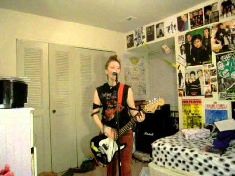 The Clash Hate and War Guitar + Vocals Cover