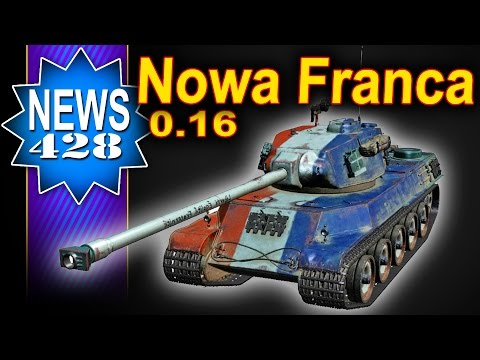 Nowa stara franca dziwnie pomalowana - NEWS - World of tanks