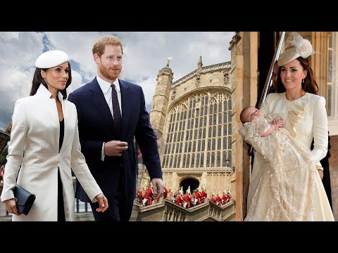 Kate's ROLE in Harry & Meghan's wedding has been made clear