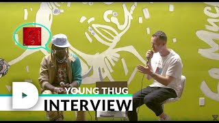 """Young Thug """"So Much Fun"""" Exclusive Interview with DJ Skee for DashHipHopX"""