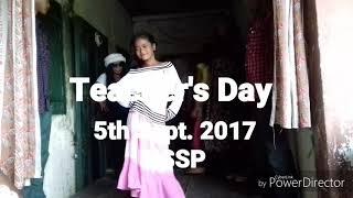 Teacher's Day 2017...United National Secondary School Photjaud