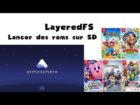 tuto] Lancer Des Roms Sur La Switch - English subtitles - Hekate et