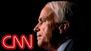 Hear John McCain's final written words to the public